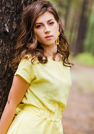 Gorgeous Singles only: caring Russian Partner Ekaterina from Chita